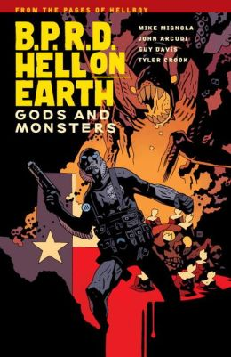 B.P.R.D. Hell on Earth, Volume 2: Gods and Monsters