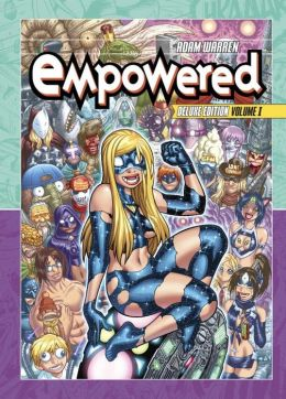 Empowered Deluxe Edition, Volume 1