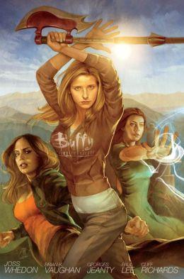 Buffy the Vampire Slayer Season Eight, Volume 1: The Long Way Home