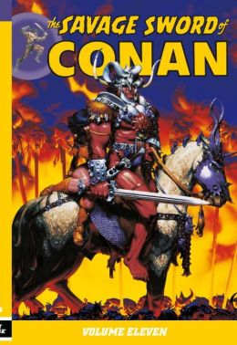 The Savage Sword of Conan, Volume 11