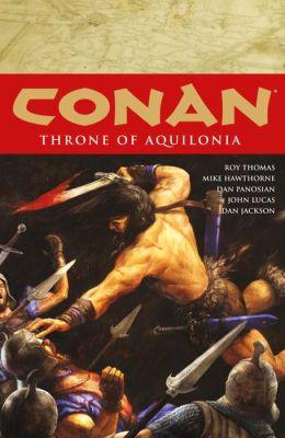 Conan, Volume 12: Throne of Aquilonia