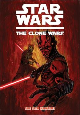 Star Wars: The Clone Wars: The Sith Hunters