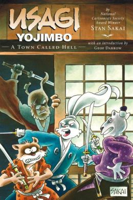 Usagi Yojimbo, Volume 27: A Town Called Hell