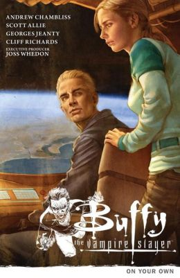 Buffy the Vampire Slayer Season 9, Volume 2: On Your Own