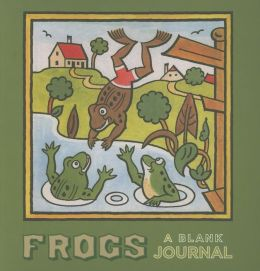 Frogs: A Blank Journal