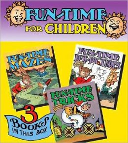 Fun-Time for Children 3 Volume Boxed Set
