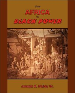 From Africa To Black Power
