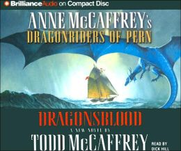 Dragonsblood (Dragonriders of Pern Series #18)