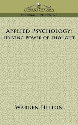 Applied Psychology ...: External Efficiency Factors Warren Hilton and Society Of Applied Psychology