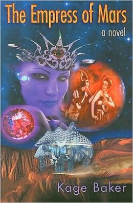 The Empress of Mars (The Company Series)