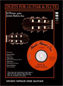 Guitar and Flute Duets, Volume 3 (3 CD Set)