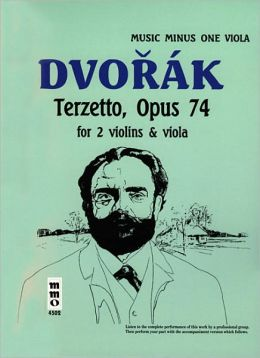Dvorak String Trio 'terzetto' In C Major, Op. 74, B148 (2 Violins/viola)