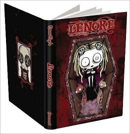 Roman Dirge's Lenore Journal