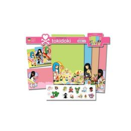 Tokidoki Stationery Set