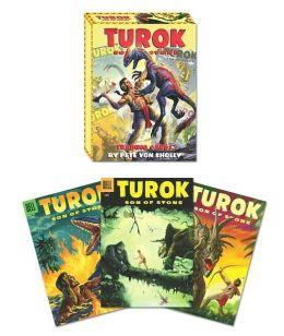 Turok Trading Cards
