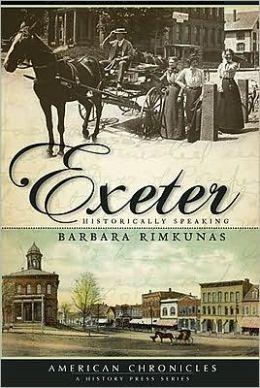 Exeter: Historically Speaking