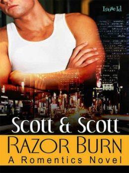 Razor Burn [A Romentics Novel]