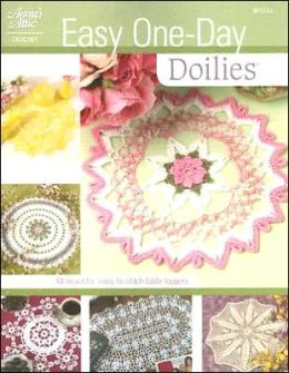 Easy One Day Doilies