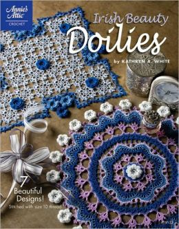 Irish Beauty Doilies