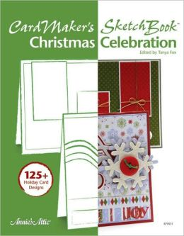 CardMaker's Sketch Book: Christmas Celebrations