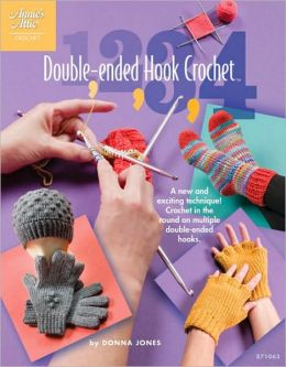 1-2-3-4 Double-Ended Hook Crochet