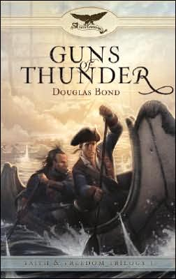Guns of Thunder (Faith & Freedom Trilogy #1)