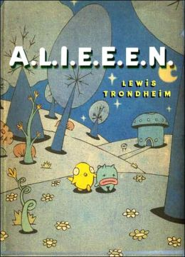 A. L. I. E. E. E. N.: Archives of Lost Issues and Earthly Editions of Extraterrestrial Novelties