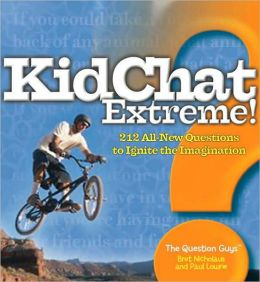 Extreme!: 200 Questions to Make You Think, Talk, and Giggle about the Biggest, the Fastest, the Strangest, and the Scariest