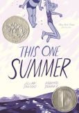 Book Cover Image. Title: This One Summer, Author: Mariko Tamaki