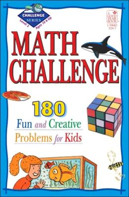 Math Challenge Level 2: 180 Fun & Creative Problems for Kids