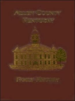 Allen County Kentucky Family History