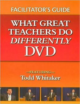 What Great Teachers Do Differently DVD (Facilitator's Guide)