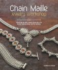 Book Cover Image. Title: Chain Maille Jewelry Workshop:  Techniques and Projects for Weaving with Wire, Author: Karen Karon