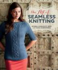 Book Cover Image. Title: The Art of Seamless Knitting, Author: Simona Merchant-Dest