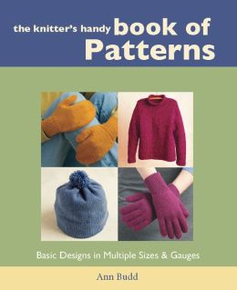 The Knitter's Handy Book of Patterns (PagePerfect NOOK Book)