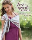 Book Cover Image. Title: Free-Spirit Shawls:  20 Eclectic Knits for Every Day, Author: Lisa Shroyer