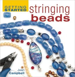 Getting Started Stringing Beads (PagePerfect NOOK Book)