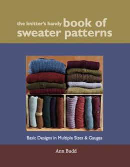 The Knitter's Handy Book of Sweater Patterns (PagePerfect NOOK Book)
