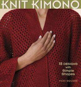 Knit Kimono (PagePerfect NOOK Book)