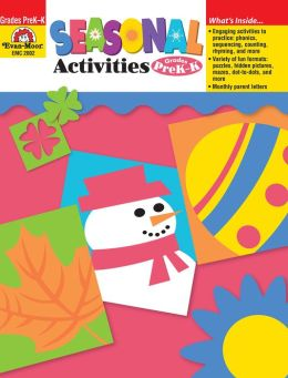 Seasonal Activities, Prek-k
