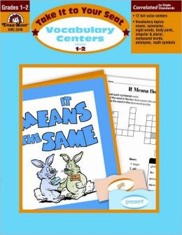 Vocabulary Centers, 1-2