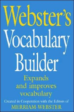 Webster's Vocabulary Builder