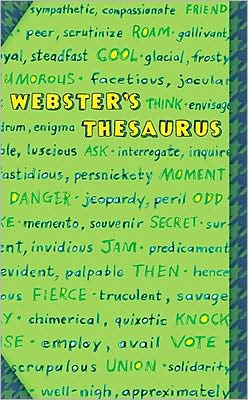 Webster's Thesaurus (fashion)