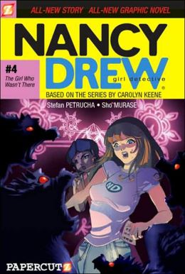 The Girl Who Wasn't There (Nancy Drew Graphic Novel Series #4)