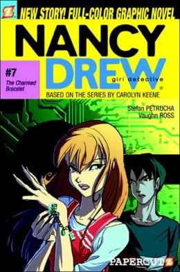 Charmed Bracelet (Nancy Drew Graphic Novel Series #7)
