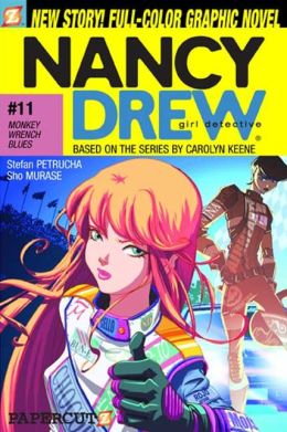 Monkey-Wrench Blues (Nancy Drew Graphic Novel Series #11)