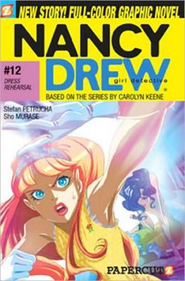 Dress Reversal (Nancy Drew Graphic Novel Series #12)