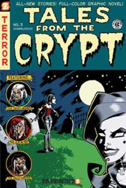 Zombielicious (Tales from the Crypt Series #3)