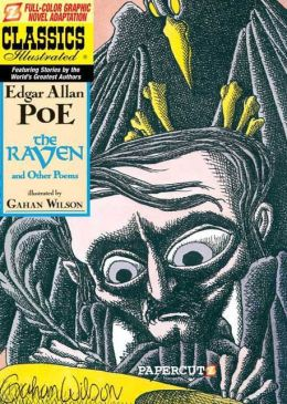 The Raven and Other Poems (Papercutz Classics Illustrated Series)