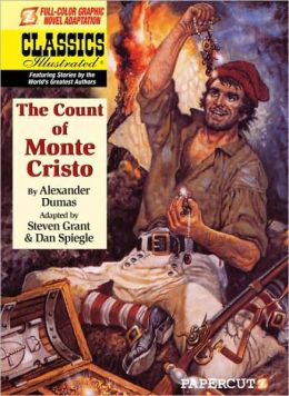 The Count of Monte Christo (Papercutz Classics Illustrated Series)